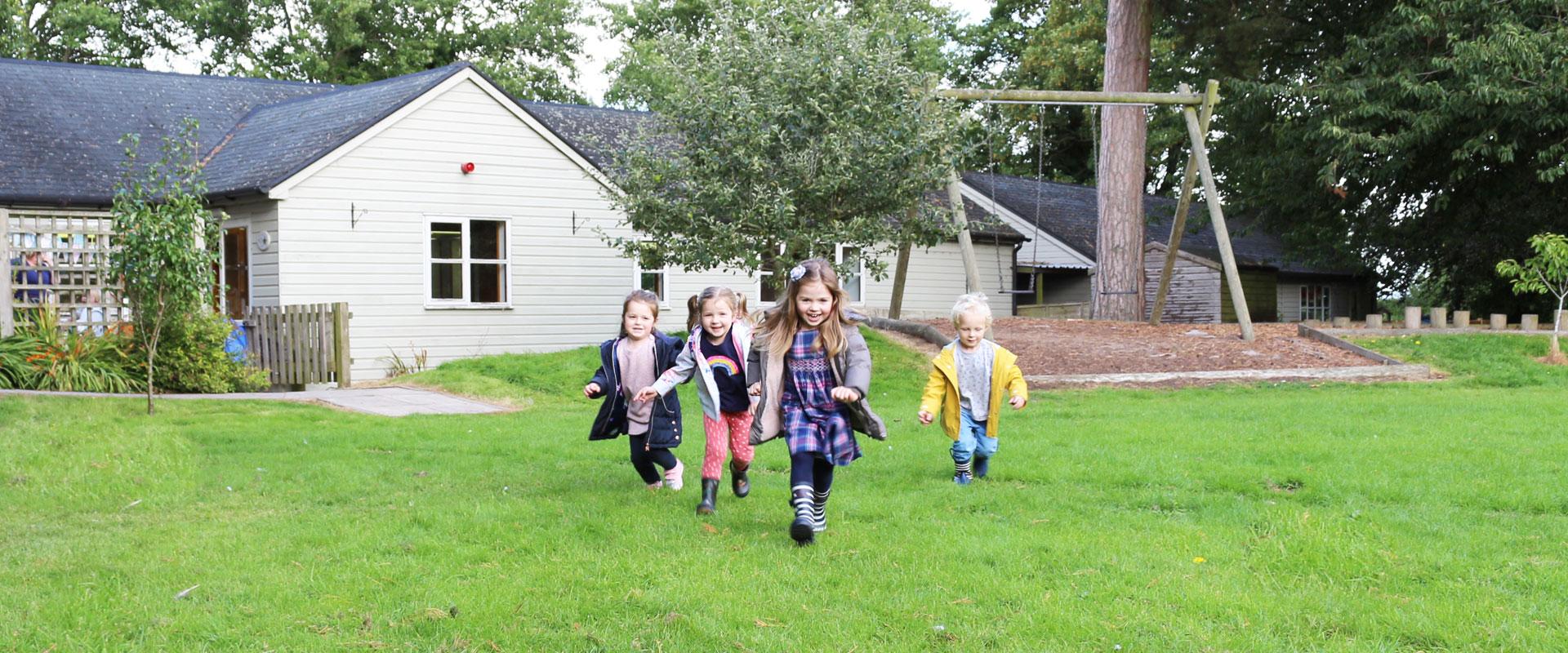 Montessori Nursery for boys and girls
